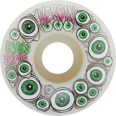 Eyes Wheel - 52mm