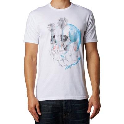 Vacadead S/S T-Shirt - Optical White