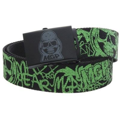 Madd Web Belt - Green