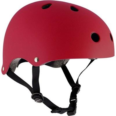 Essentials Matt Red Helmet