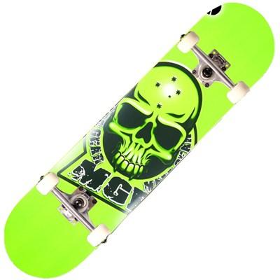 Jive Series Branded Green Complete Skateboard