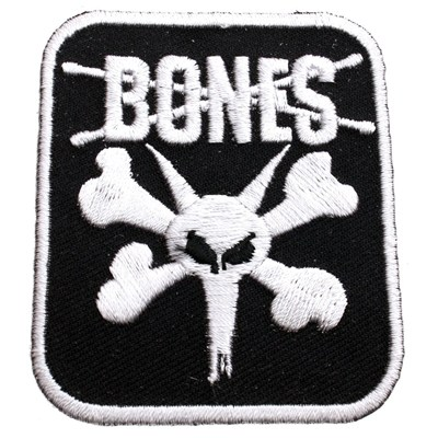 Vato Rat Bones Patch