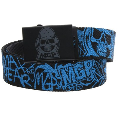 Madd Web Belt - Blue