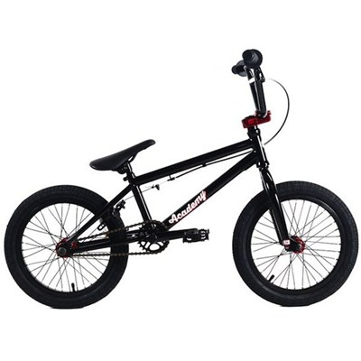 Inspire 2015 16inch BMX Bike - Black/Red