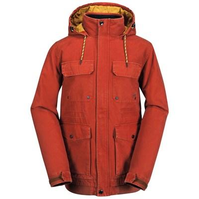 Troop Insulated Jacket - Rust