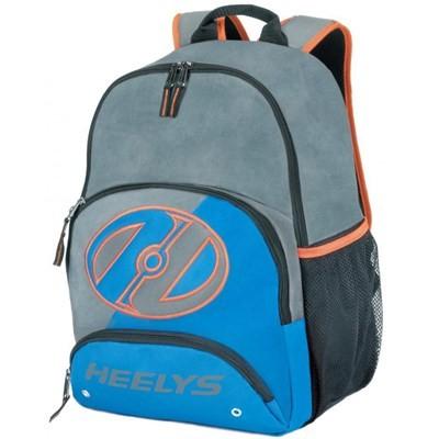 Rebel Backpack - Grey/Royal/Orange