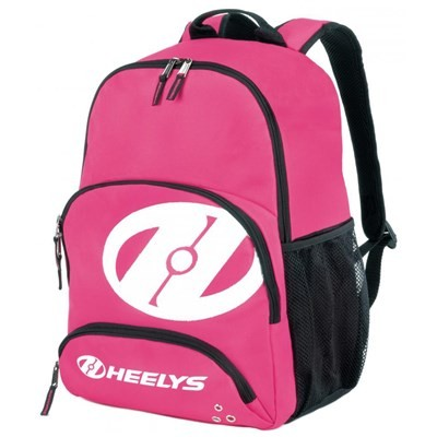 Rebel Backpack - Pink/White