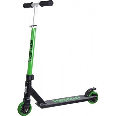 Prime Stunt Scooter - Green
