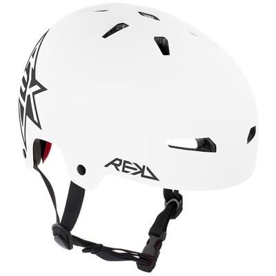 Elite Icon White/Black Helmet