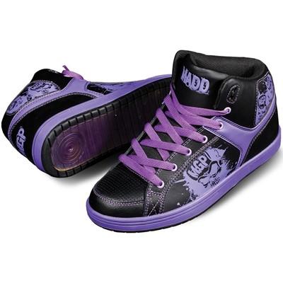 MGP Shreds Purple/Black Shoe