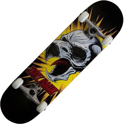 360 Signature Series - Screaming Hawk Black Complete Skateboard