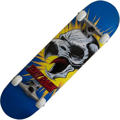 360 Signature Series - Screaming Hawk Blue Complete Skateboard
