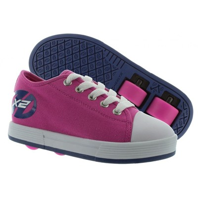Fresh Fuchsia/Navy Kids HX2 Heely Shoe
