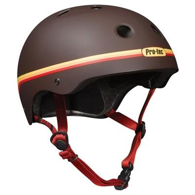 The Classic Helmet - Retro Matte Brown
