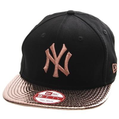 Visor Shine Original Fit Snapback - NY Yankees