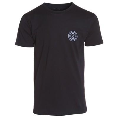 Delphius S/S T-Shirt - Black