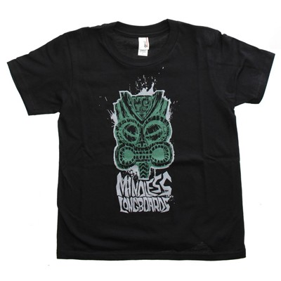 Logo Children's T-Shirt- Green