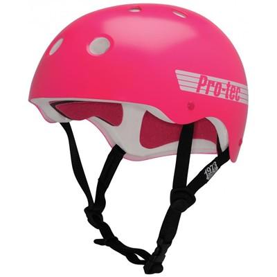 The Classic Helmet - Retro Pink