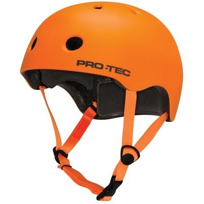 Street Lite Helmet - Neon Orange
