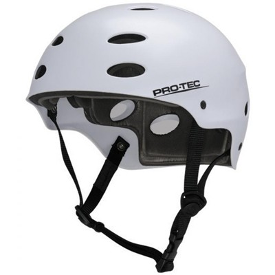 The Ace Water Helmet - Satin White