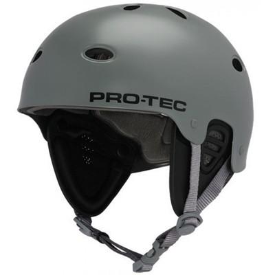 The B2 Wake Helmet - Satin Grey