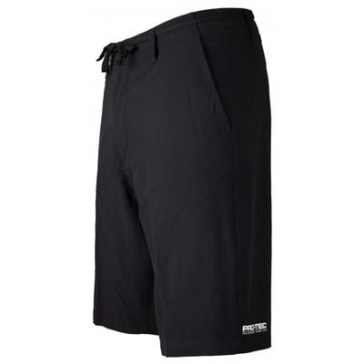 Hybrid Shorts- Black