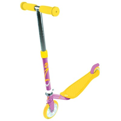 Zycom Mini Scooter - Purple/Yellow
