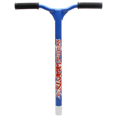 Replacement Scooter Complete Handlebars - Blue/Black