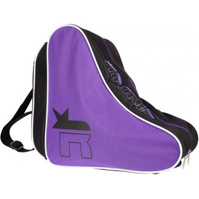 Image of Boot Bag - Black/Purple