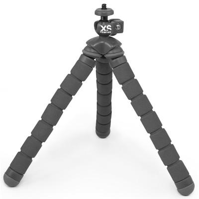 Bendy Flexible Tripod - Dark Grey