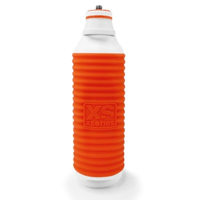U-Float Camera Grip - White/Orange