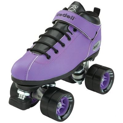Dart Quad Roller Skates- Purple