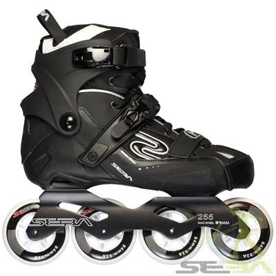 Seba 14 GT 84 Inline Skates - Black