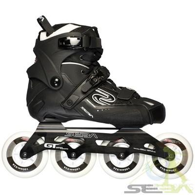 Seba 14 GT 100 Inline Skates - Black