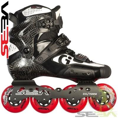 15 Pro IGOR 10 Limited Edition Inline Skates - Black/White