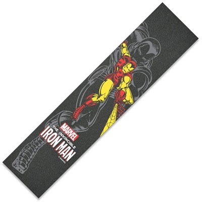 Madd Marvel Scooter Grip Tape - Iron Man