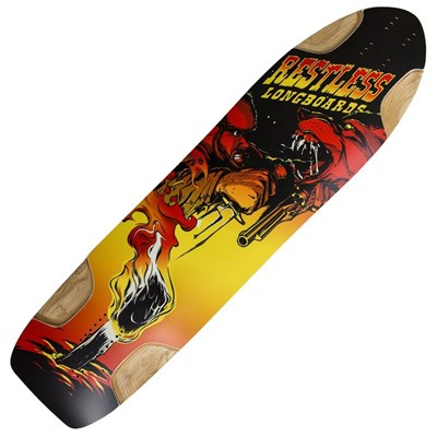 Wim '15 Deck - 35 inches x 9.25 inches