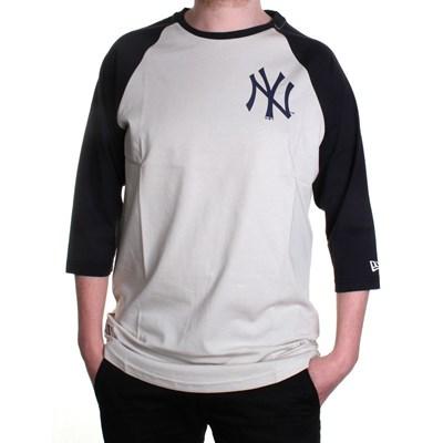 MLB Team Raglan S/S T-Shirt - NY Yankees