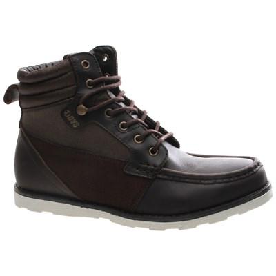 Bishop Brown Leather Cordura Shoe