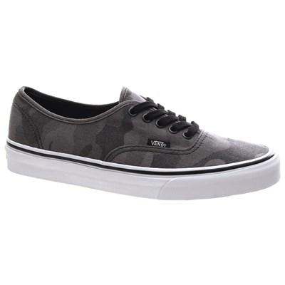 Authentic (Camo Jacquard) Black/True White Shoe 4MLJOL
