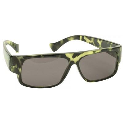 Lokoz - Green Tortoise Sunglasses