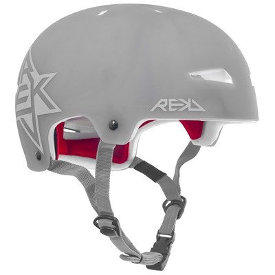 Elite Icon Semi Transparent Helmet - Grey