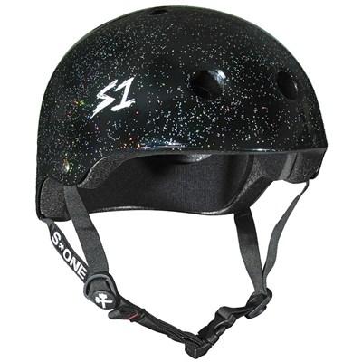 Lifer Helmet - Black Glitter