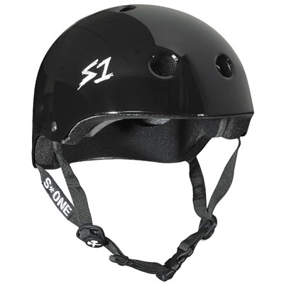 Lifer Helmet - Black Gloss