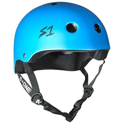 Lifer Helmet - Cyan Matt