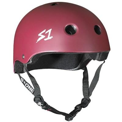 Lifer Helmet - Maroon Matt