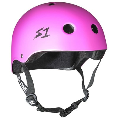 Lifer Helmet - Pink Matt