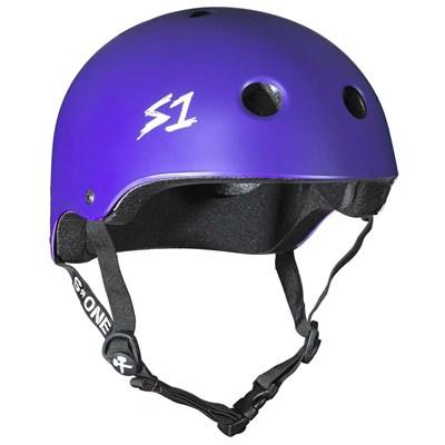 Lifer Helmet - Purple Matt