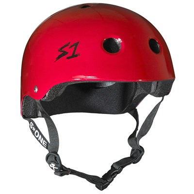 Lifer Helmet - Red Gloss