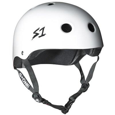 Lifer Helmet - White Gloss